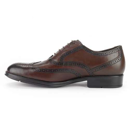 Almartin Men's Dress Shoes in Brown
